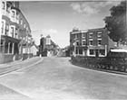 Charlotte Square looking towards Angle House and St Johns Street c1939 | Margate History
