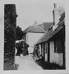 Cottages back of Neptune Square pre 1914  | Margate History