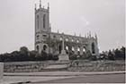Holy Trinity Church (bombed) Late 1940s | Margate History