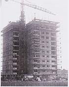 Invicta House Millmead Road under construction 1962-3 | Margate History