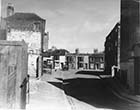 Looking into Church Square from High St Hope and Anchor on right 1939 | Margate History