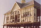Margate Lifeboat House, sea level, Saturday 21st January 1978| Margate History