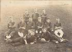 Margate Swifts football team 1890 | Margate History