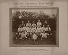 Margate Thursdays Athletic football club, 1910-11  | Margate History