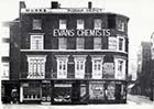 The Parade & High Street Evans Chemists 1931 | Margate History