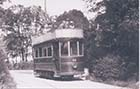 Tram No 13 Turning into reservation-Wheatsheaf corner 1924 | Margate History