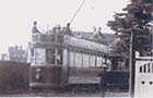 Tram No 27 Laleham end of reservation [broken wire] 1924 | Margate History