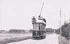Tram No 45 In private reservation between Northdown Hill and Northdown Park Road 1923 | Margate History