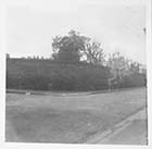 Wall round Bridgewater, Addington Square April 1939  | Margate History