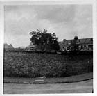Wall round Bridgewater, Addington Square from SE corner| Margate History