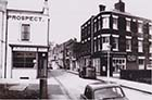 Zion Place looking North high numbers 1950s | Margate History
