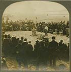 Circus clowns on Beach  | Margate History