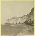 Cliffs steps to sands [Goodman] | Margate History
