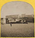Clifton Baths and Ethelbert Terrace from Sands  | Margate History