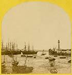 Crowded Harbour ca 1860  | Margate History