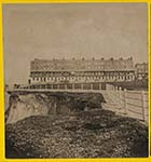 Fort Paragon and cliffs [James Stodart] | Margate History