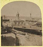View from Fort Cliff 1860  | Margate History