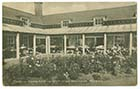 Canterbury Rd Victoria Home Ward and Garden 1928 | Margate History
