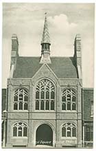 Cecil Square Baptist Church | Margate History