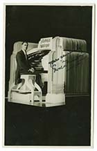 Cecil Square Regal Cinema, Gerald Masters at the organ| Margate History