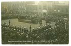 Cecil square proclamation of King George 1910 | Margate History