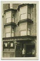 Charlotte Square Liverpool Arms| Margate History
