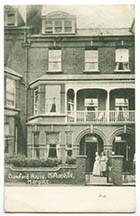 Crawford Gardens Crawford House Cliftonville 1907  | Margate History