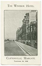 Dalby Square Windsor Hotel 1913 | Margate History