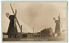 Drapers Mills, two mills and chimney 1908 | Margate History