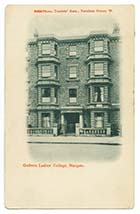 Eastern Esplanade/Godwin Ladies College 1905 [PC]