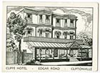 Edgar Road/Cliffe  Hotel  | Margate History