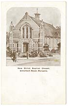 Ethelbert Road/New Rehoboth Strict Baptist Chapel [PC]