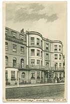 Fort Crescent Fort Lodge Hotel | Margate History