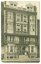 Fort Crescent Roxburgh Hotel 1928 | Margate History
