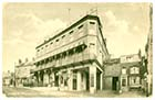 Fort Road Lilleys Arcadian Hotel | Margate History