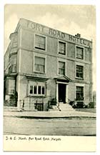 Fort Road and Fort Road Hotel 1906 | Margate History
