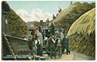 Threshing at Garlinge Farm 1909[PC]