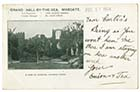 HAll by the Sea Abbey ruins 1904 | Margate History