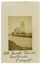 All Saints Church Westbrook ca 1903 | Margate History