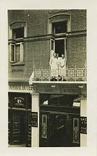 High Street Imperial Hotel Balcony| Margate History