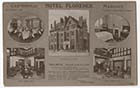 Lewis Avenue Hotel Florence [Multiple views 1914]| Margate History