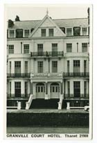 Lewis Crescent/ Granville Court Hotel | Margate History