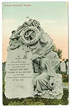 Manston Road/Lifeboat Memorial 1908 [PC]