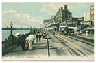 Marine Drive and Tram [LL 1907]| Margate History