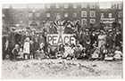 Marine Terrace sands/Peace 1919 Margate History