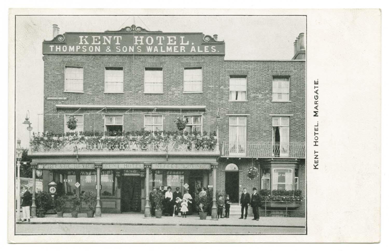 Kent Hotel Margate | Margate History