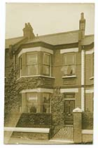 Norfolk Road/Cromwell No 48 1914  [PC]