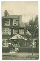 Norfolk Road Royston 1924 Margate History