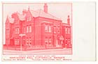 Norfolk Road/Northdown Hall South block added June 1905 [PC]