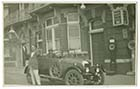 Parade car outside hotel Metropole | Margate History